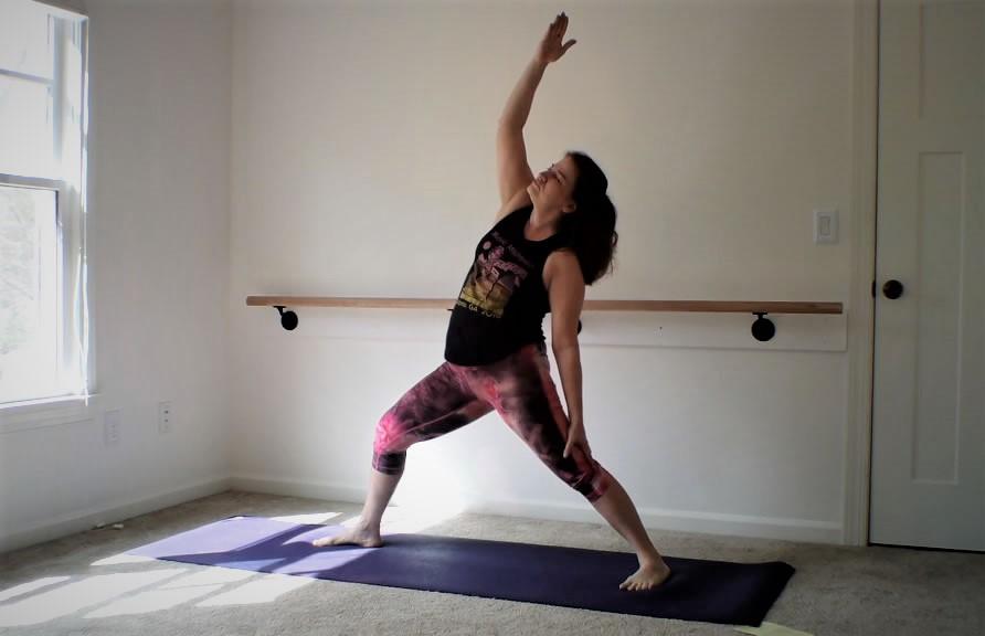 4 Breath Yoga