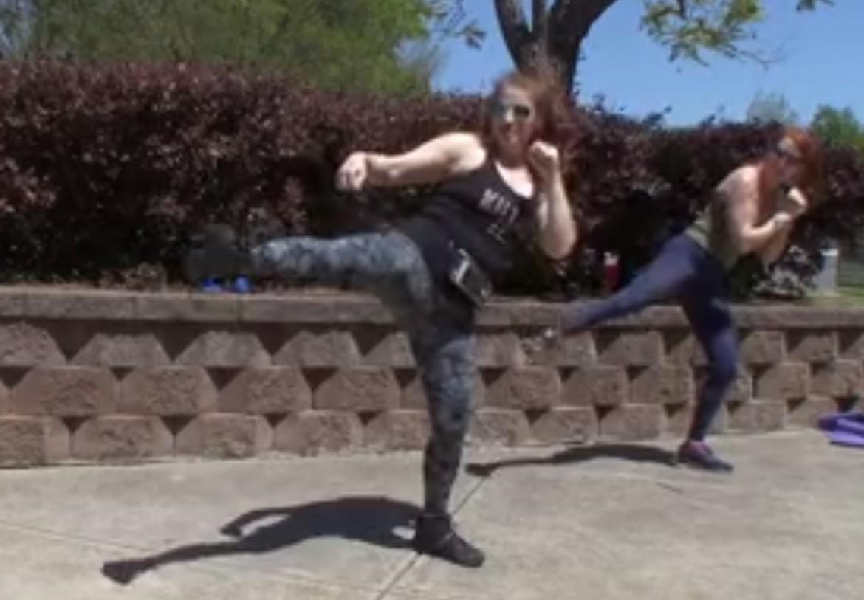 Kickbox Barre