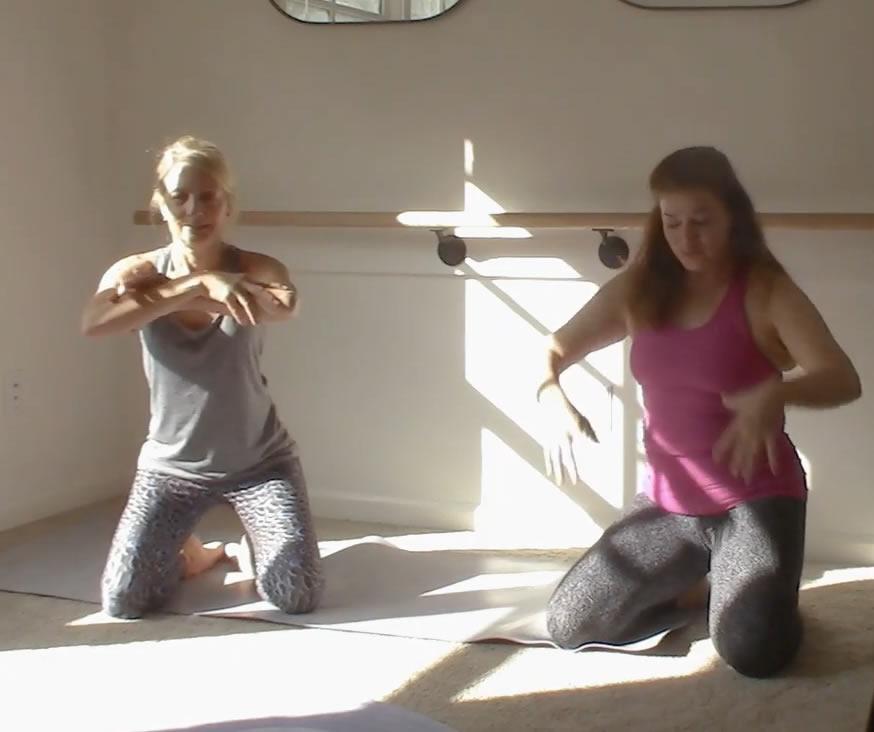 Original Barre Method with Elka