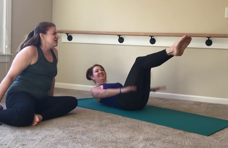 Everyday Pilates for Low Back Pain
