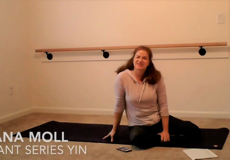 Infant Series Yin Yoga
