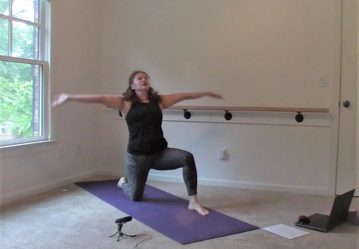 Strength and Flow Yoga